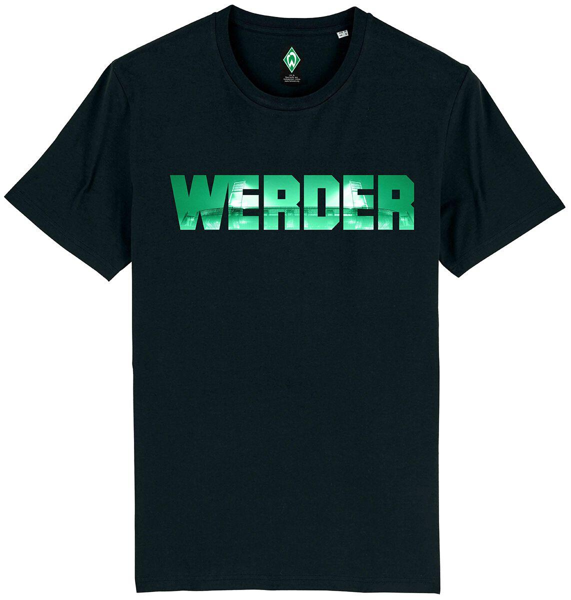 Werder Bremen Werder T-Shirt schwarz