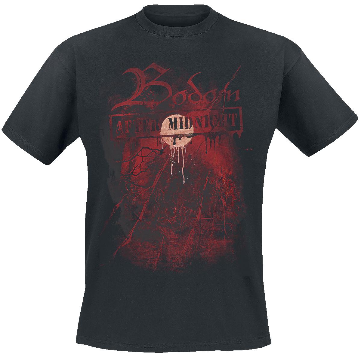 Bodom After Midnight - Bodom After Midnight - T-Shirt - schwarz