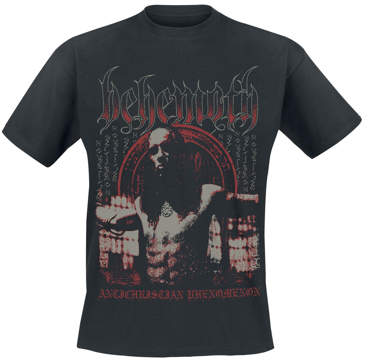 Image of Behemoth Anti-Christian T-Shirt schwarz