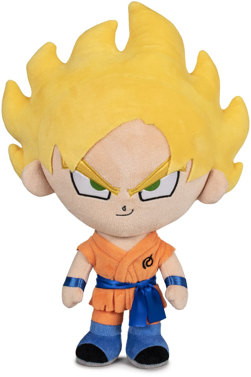 Dragon Ball Goku Yellow Plüschfigur multicolor 760020345