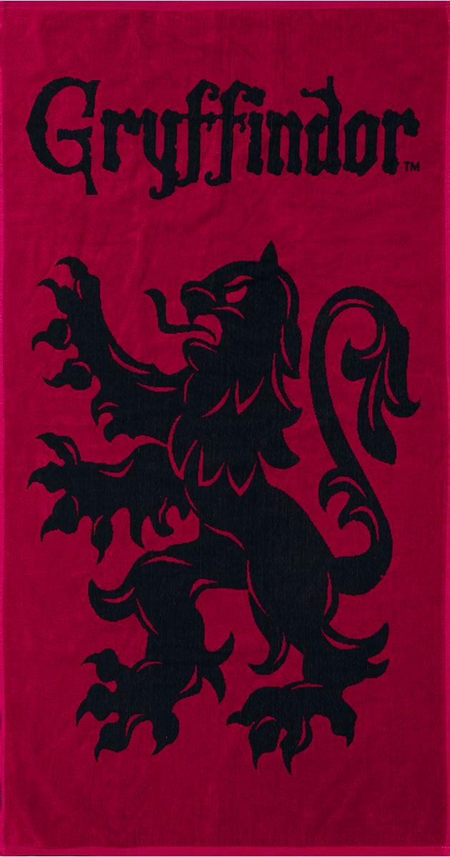 Harry Potter - Gryffindor - Handtuch - rot  schwarz - EMP Exklusiv!