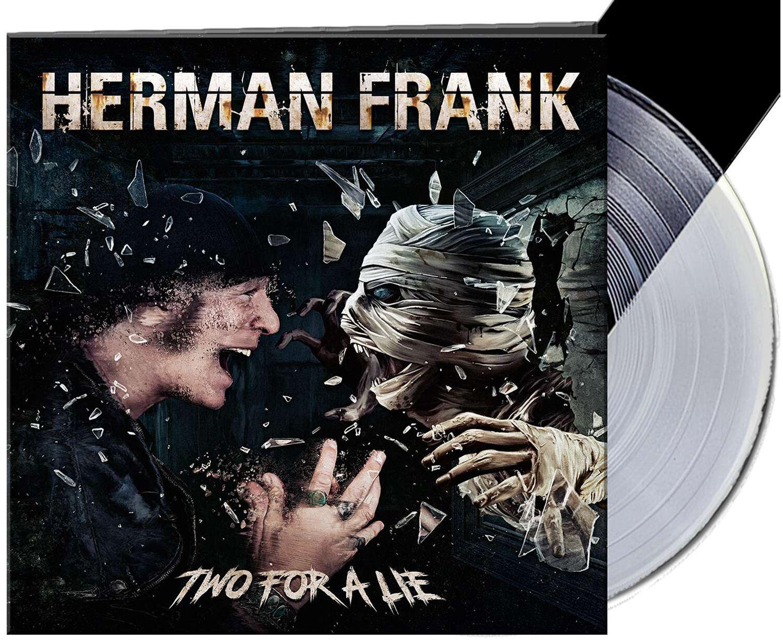 Frank, Herman Two for a lie  LP  klar