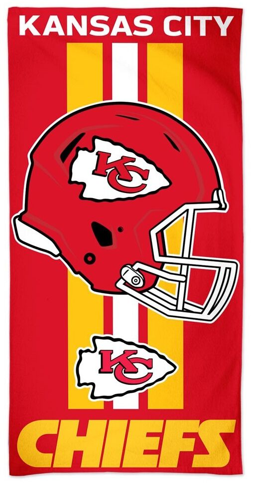 NFL Kansas City Chiefs  Handtuch  Standard