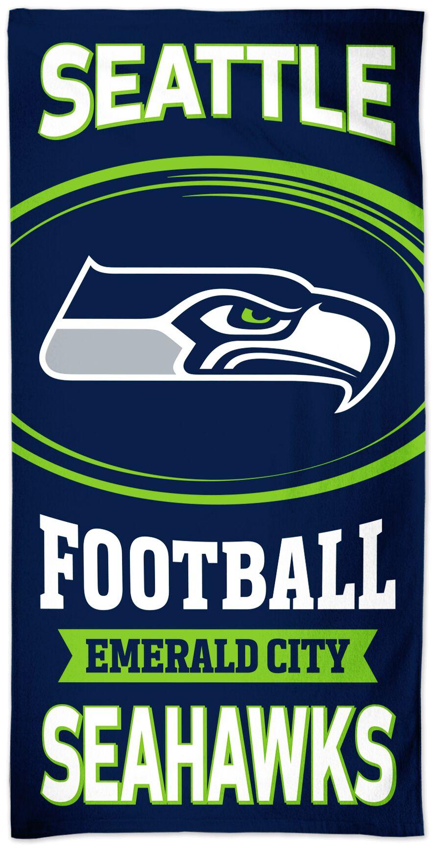 NFL Seattle Seahawks  Handtuch  Standard