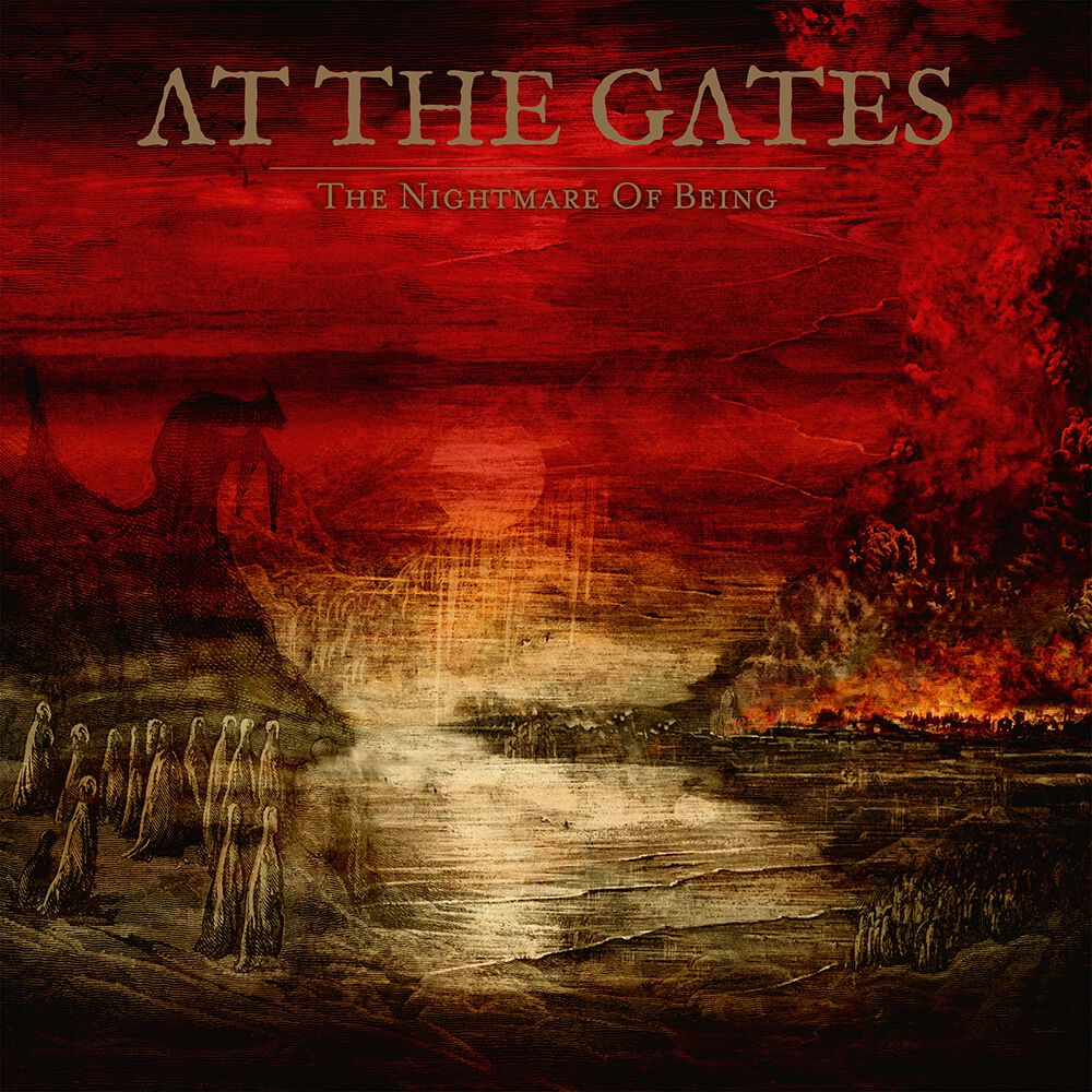 Image of At The Gates The nightmare of being CD Standard