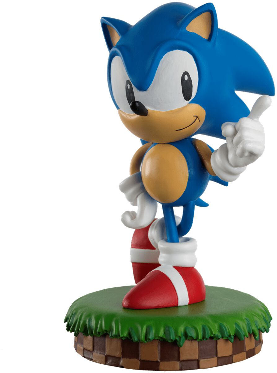 Sonic The Hedgehog Sonic Sammelfiguren multicolor MOSSSONUK001