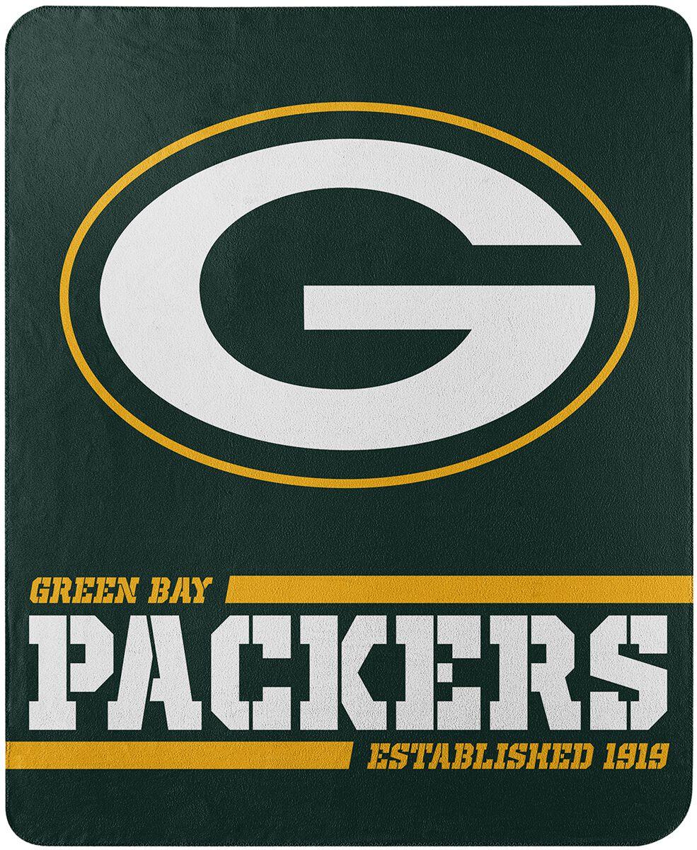 NFL Green Bay Packers  Decke  Standard