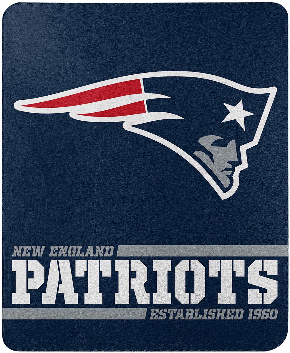 NFL New England Patriots  Decke  Standard