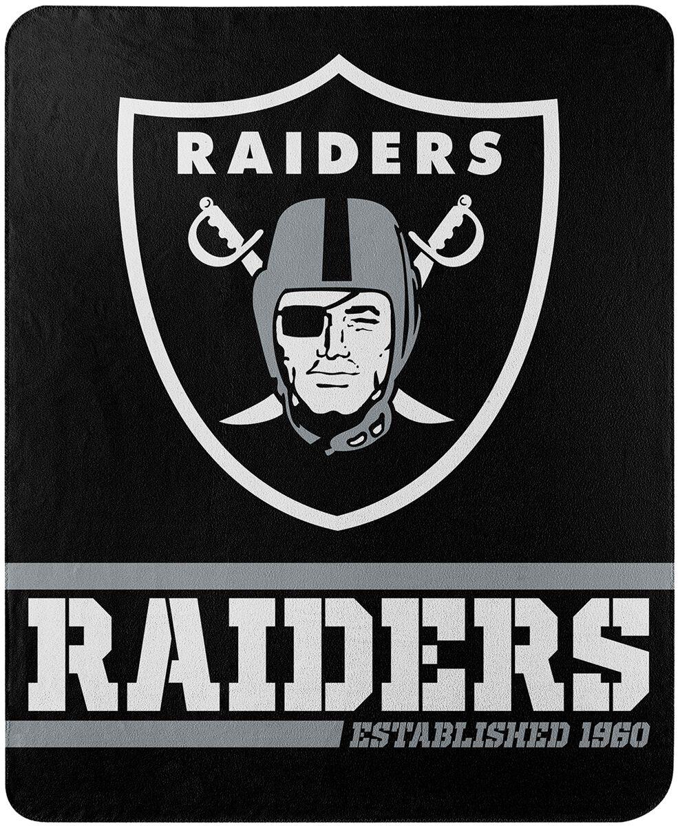 NFL Las Vegas Raiders  Decke  Standard