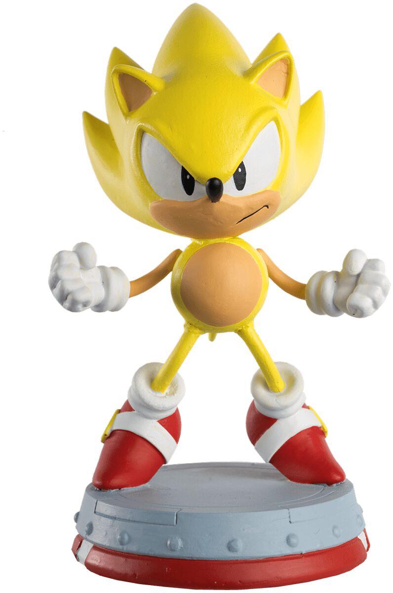 Sonic The Hedgehog Super Sonic Sammelfiguren multicolor MOSSSONUK005