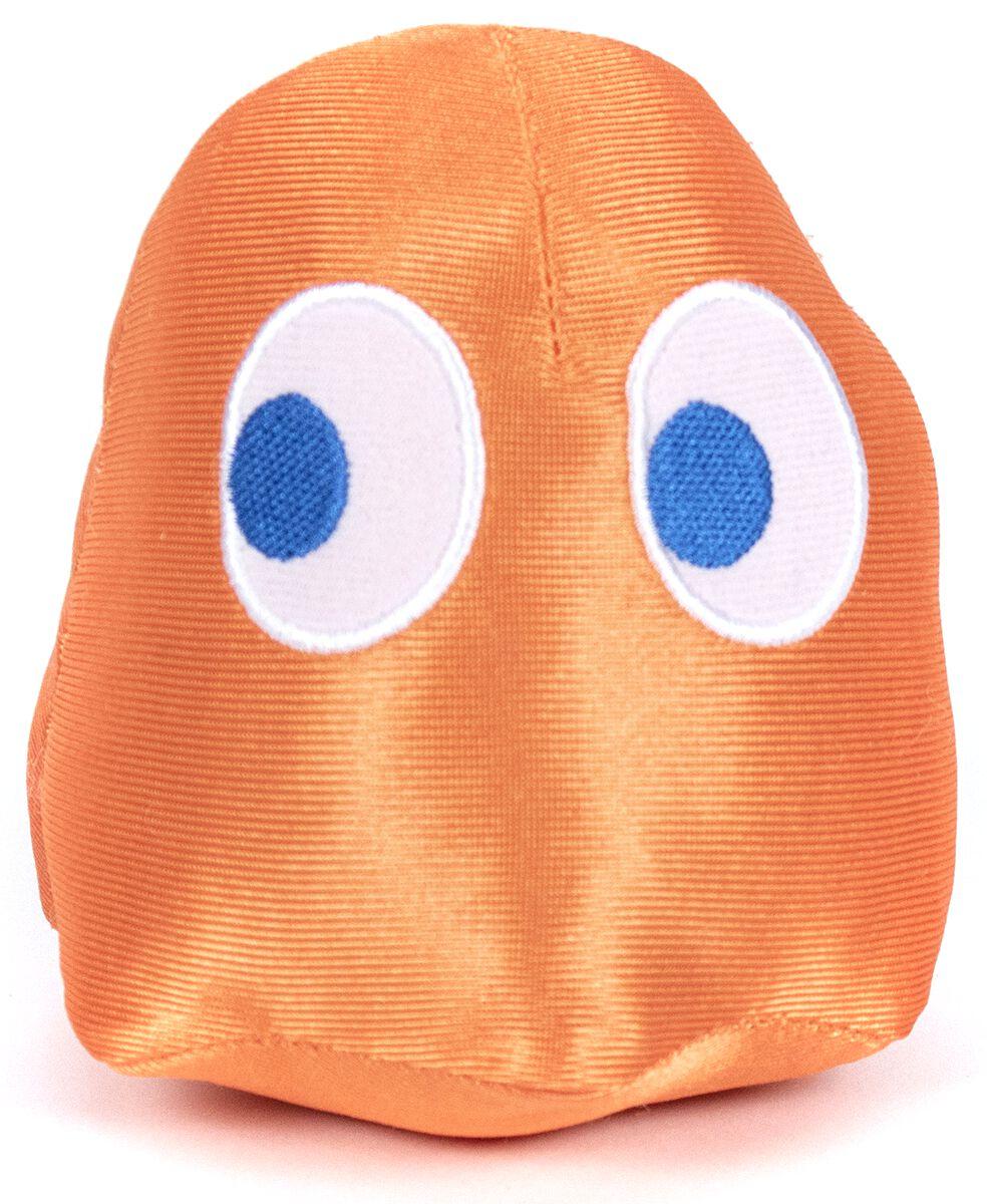 Pac-Man Ghost  Plüschfigur  orange