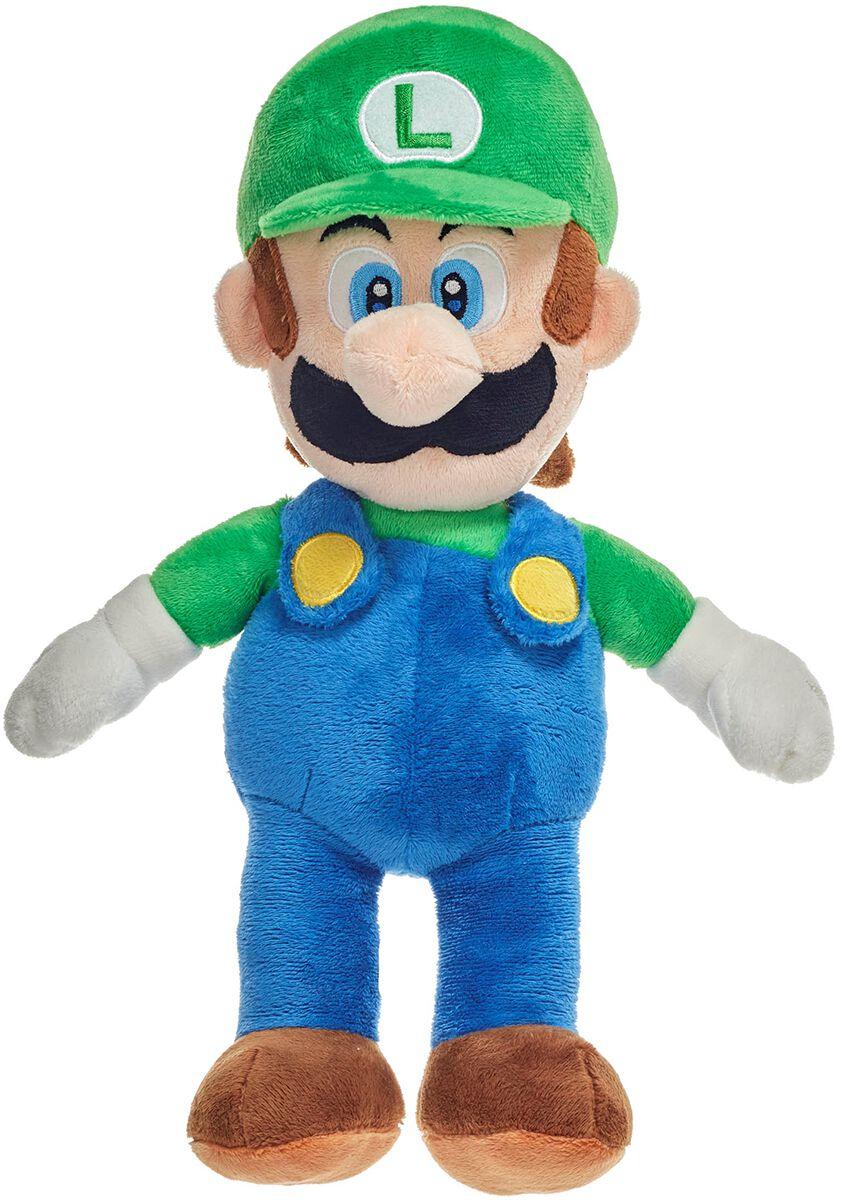 Super Mario Luigi Plüschfigur multicolor pbp7600205 64