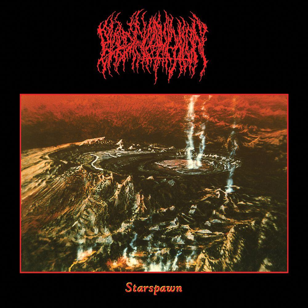 Blood Incantation Starspawn  CD  Standard