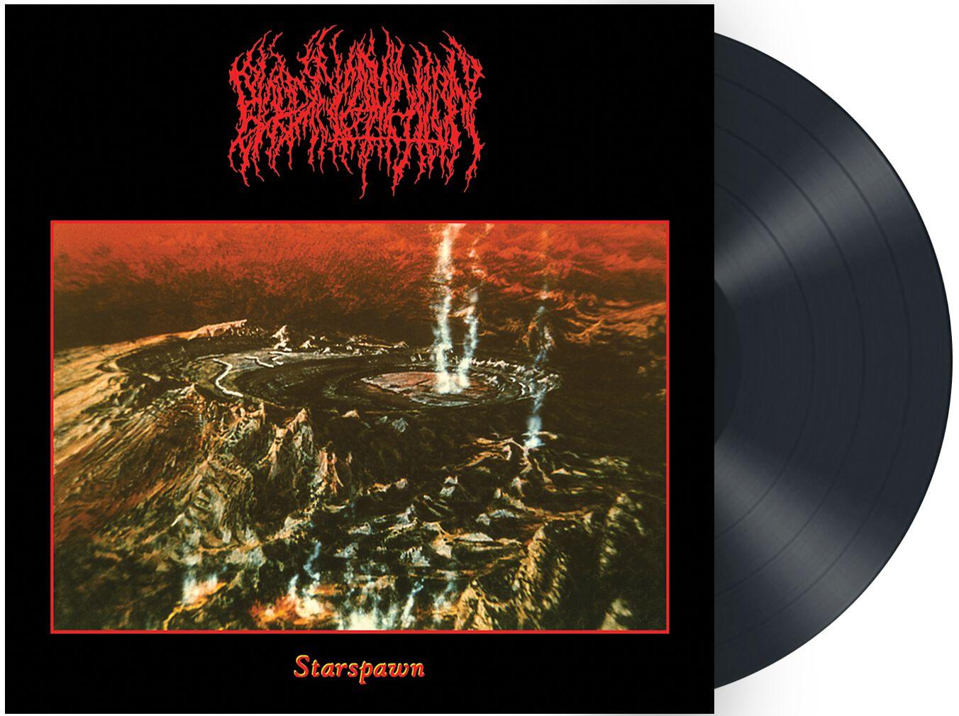 Blood Incantation Starspawn  LP  schwarz