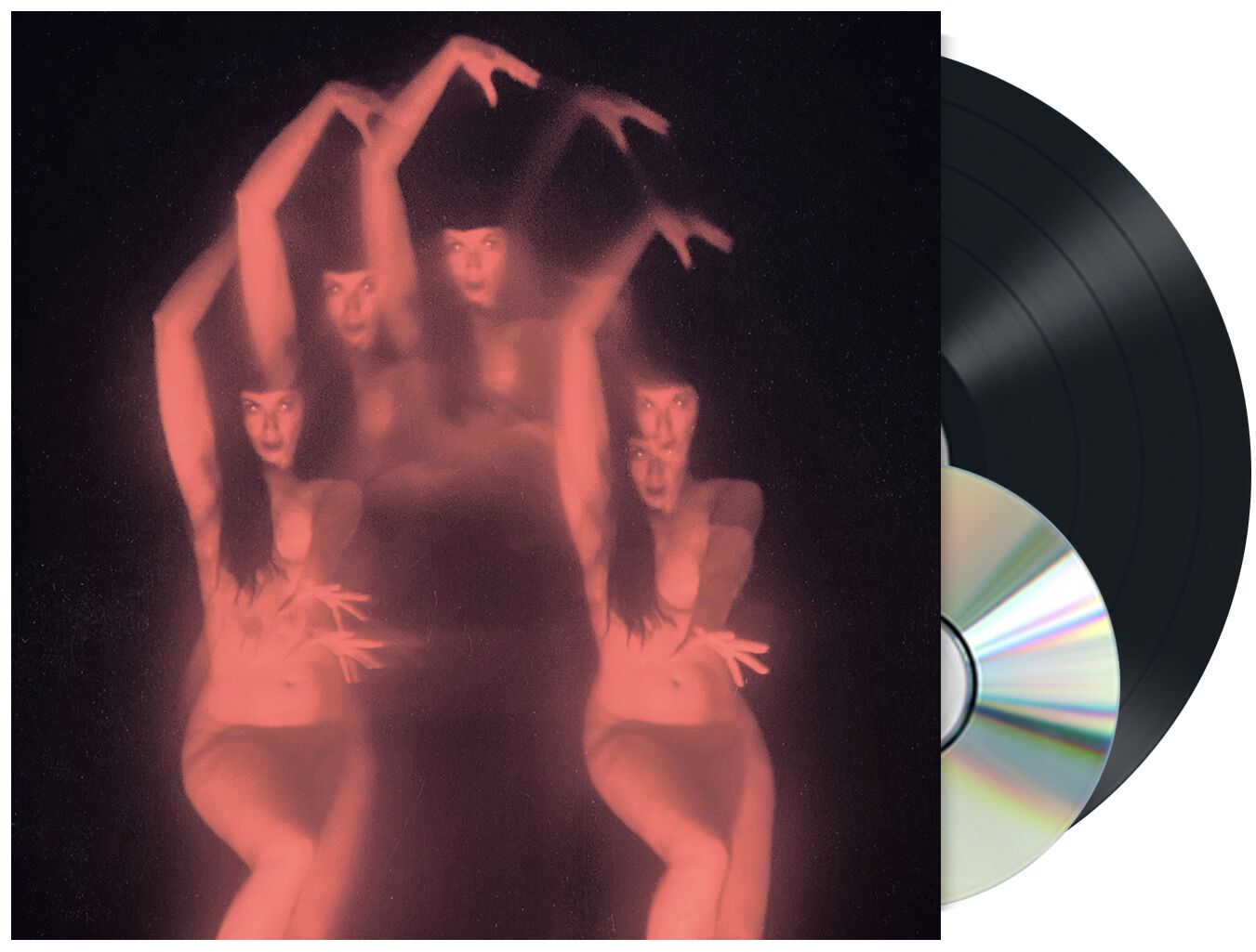 Gost Rites of love and reverence  LP  schwarz