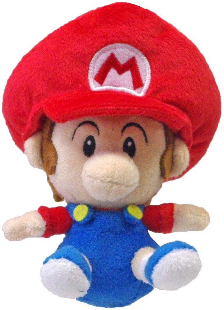Super Mario Baby Mario  Plüschfigur  Standard