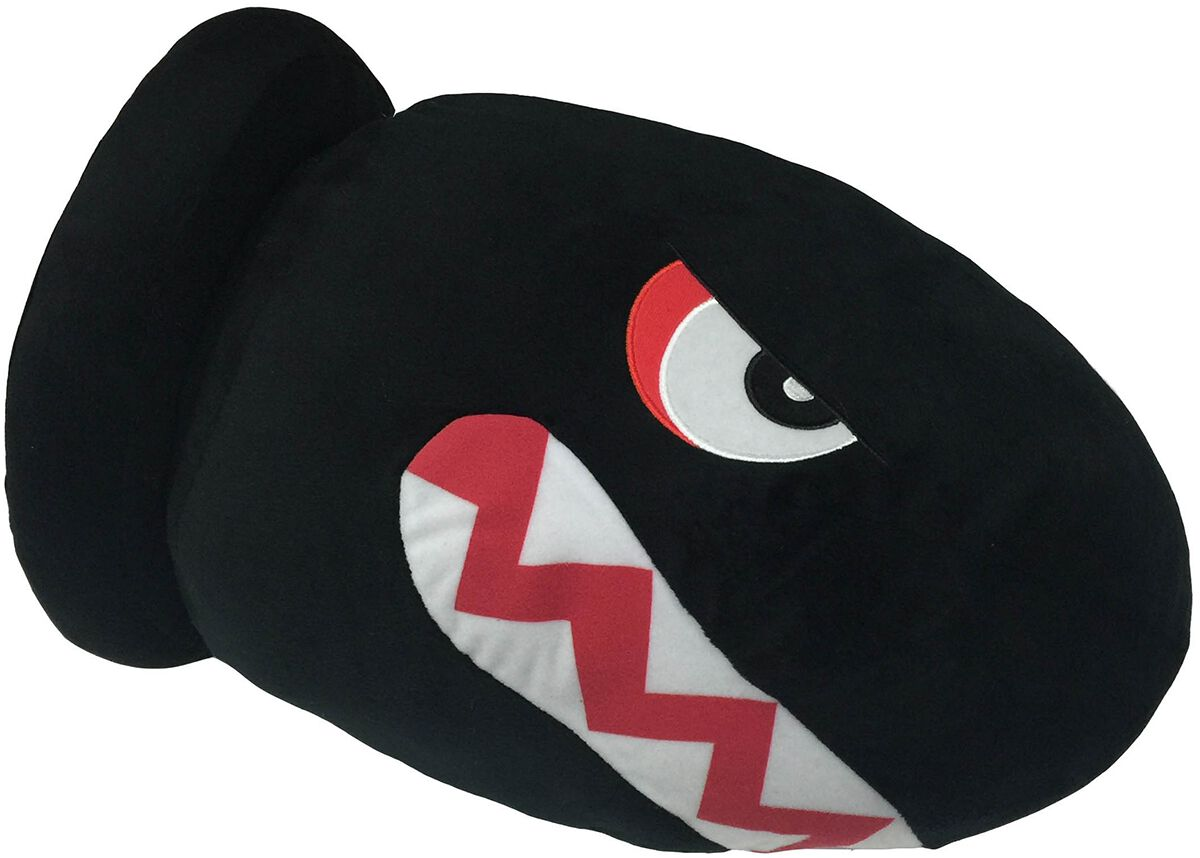 Super Mario Banzai Bill  Plüschfigur  Standard