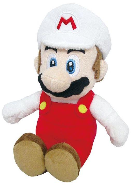 Super Mario Fire Mario  Plüschfigur  Standard