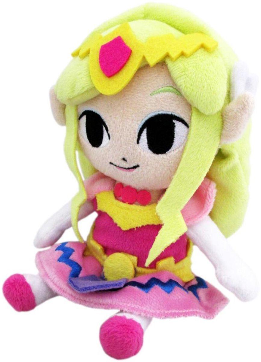 The Legend Of Zelda The Wind Waker - Princess Zelda  Plüschfigur  Standard