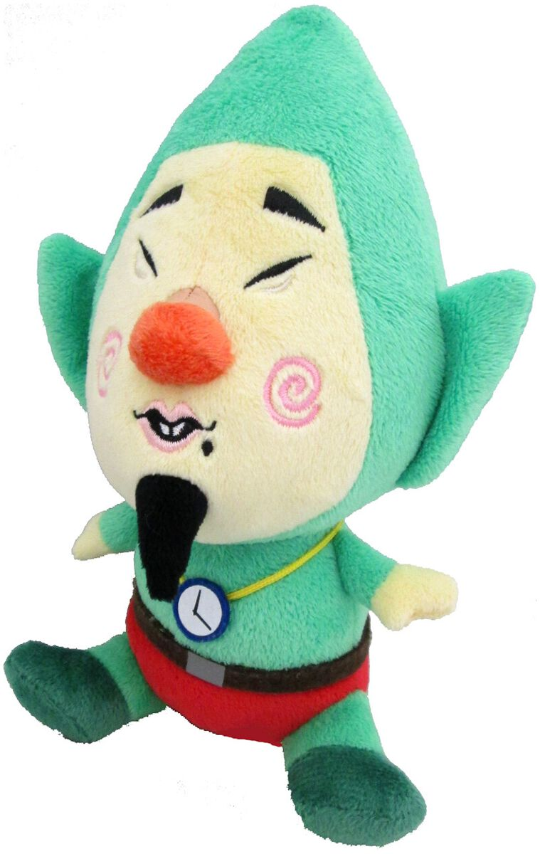 The Legend Of Zelda Majora's Mask - Tingle  Plüschfigur  Standard