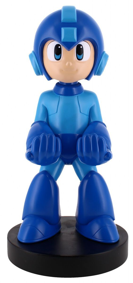 Mega Man Cable Guy  Handyhalter  multicolor