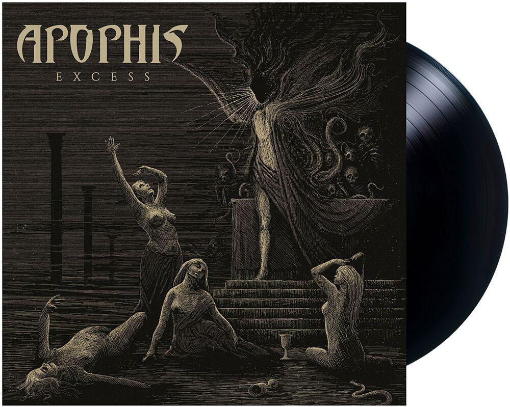 Image of Apophis Excess LP schwarz