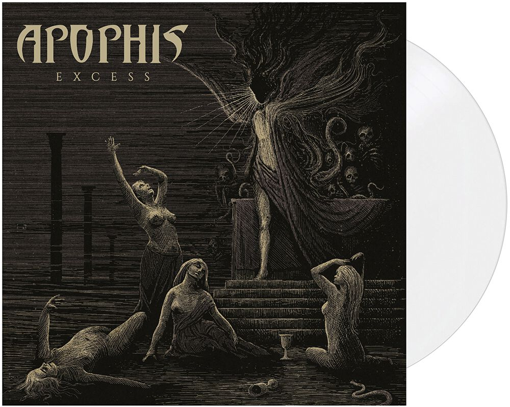 Image of Apophis Excess LP weiß