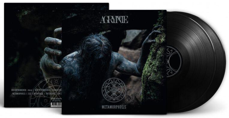 Image of Agrypnie Metamorphosis 2-LP schwarz