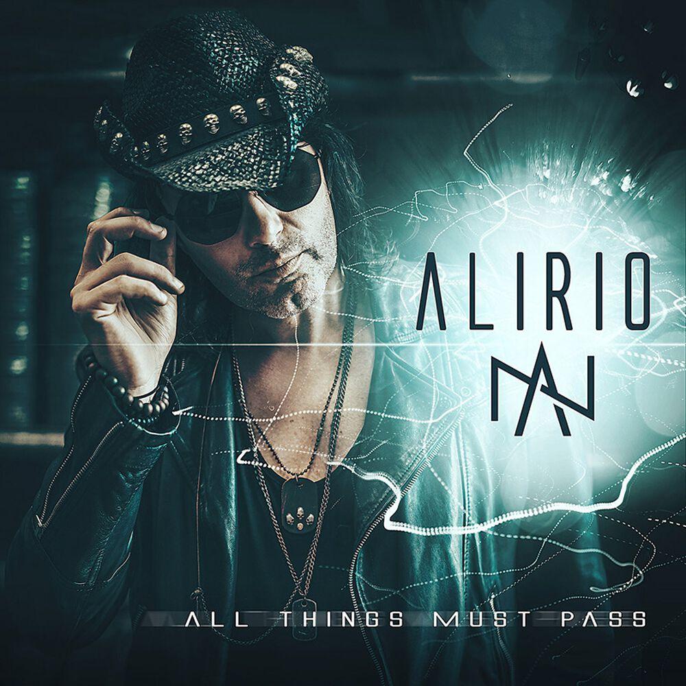 Image of Alirio All things must pass CD Standard
