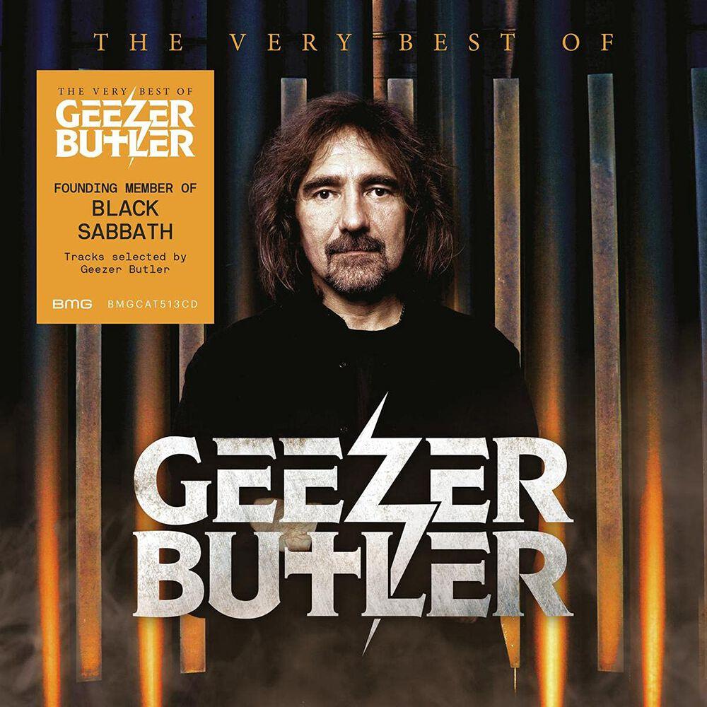 Geezer Butler The very best of Geezer Butler CD multicolor 4050538674002