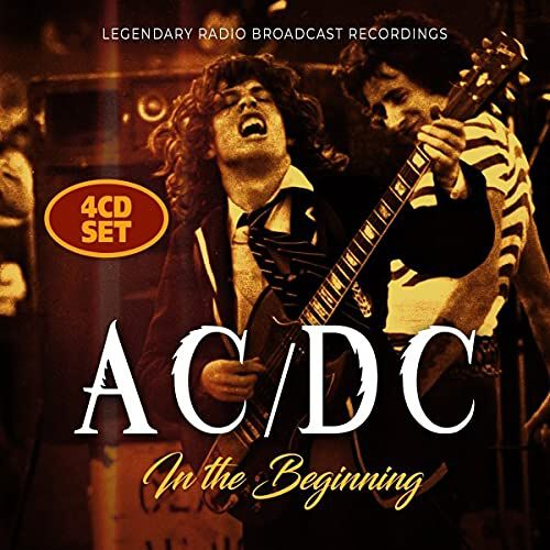 Image of AC/DC In the beginning 4-CD Standard
