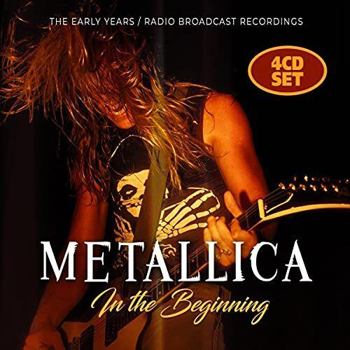 Image of Metallica In the beginning 4-CD Standard