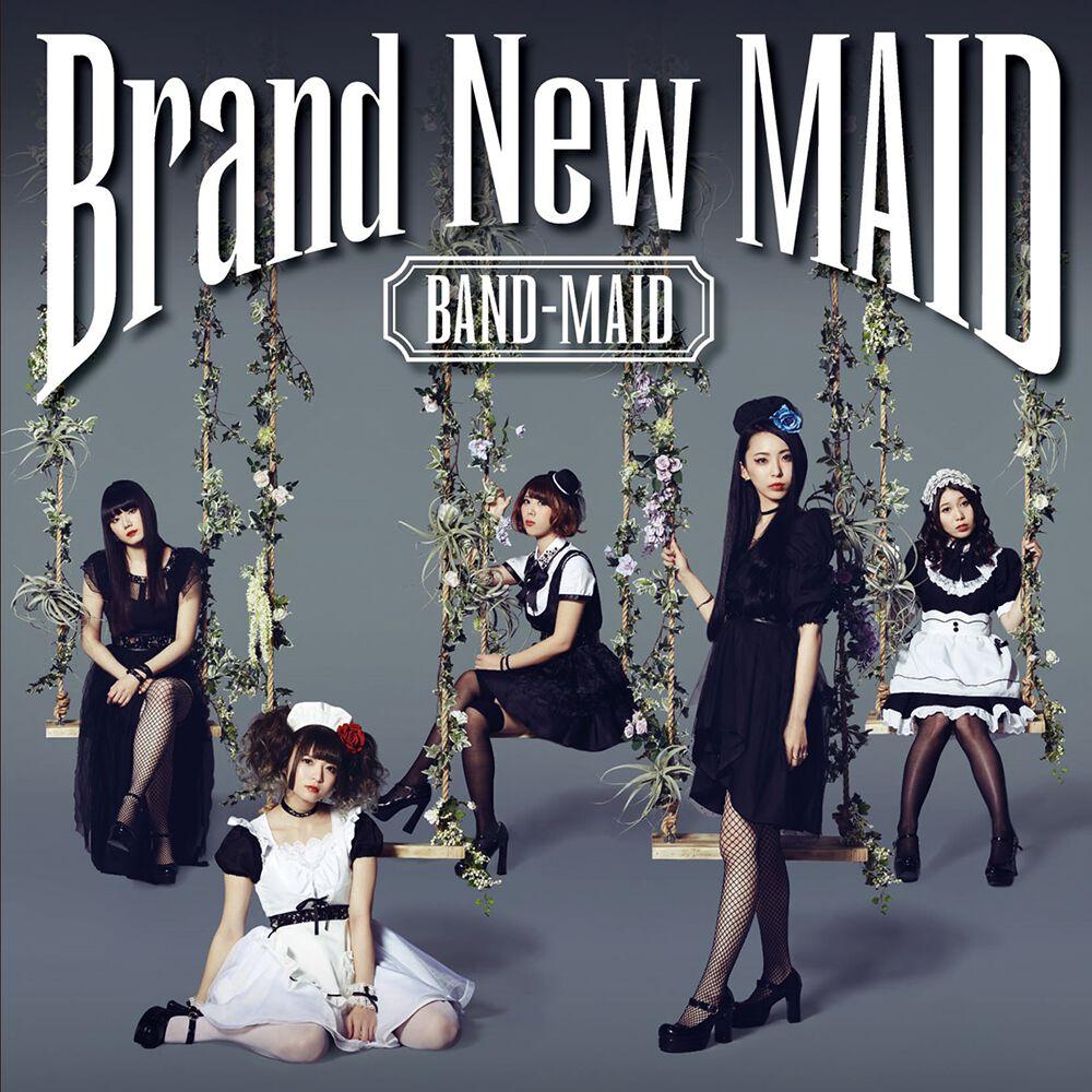 Image of Band-Maid Brand new maid CD Standard