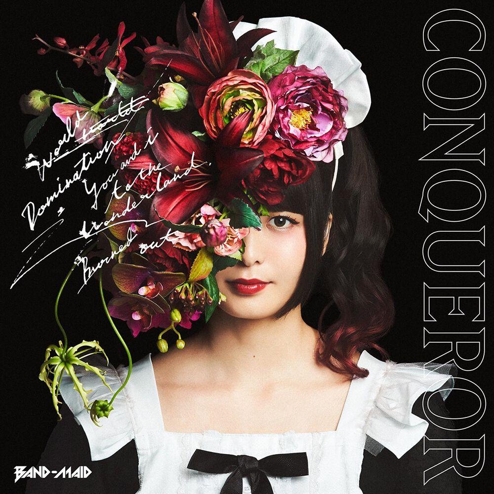 Band-Maid Conqueror CD multicolor JPU057