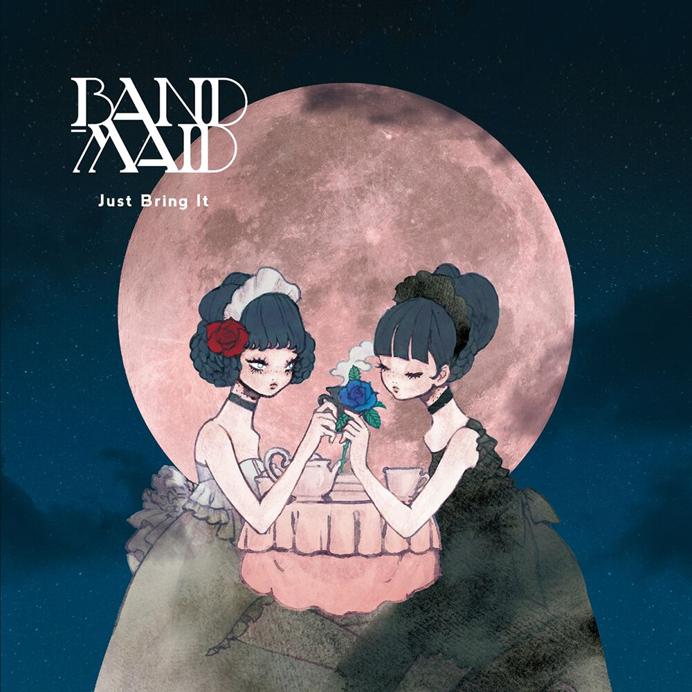 Image of Band-Maid Just bring it CD Standard