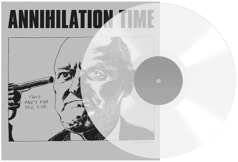 Image of Annihilation Time Annihilation Time LP klar