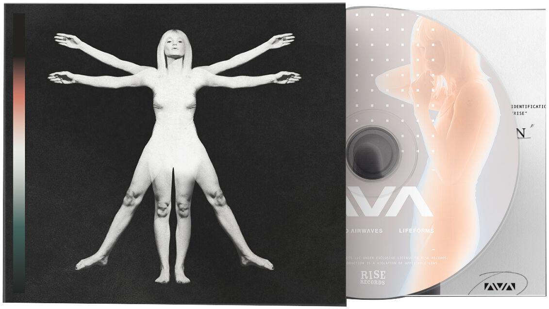 Image of Angels & Airwaves Lifeforms CD Standard