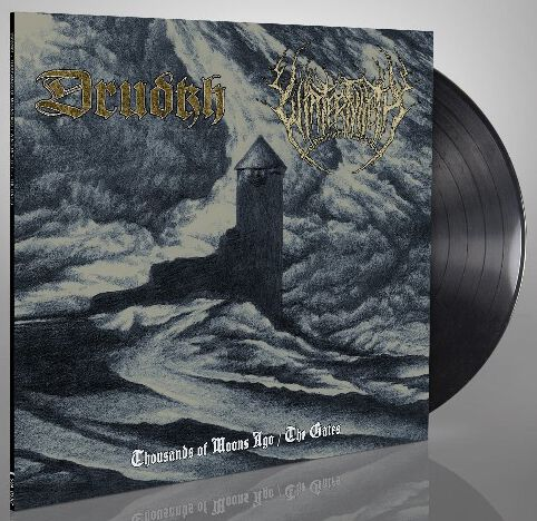 Drudkh / Winterfylleth Thousands of moons ago / The gates LP schwarz SUA053EPB