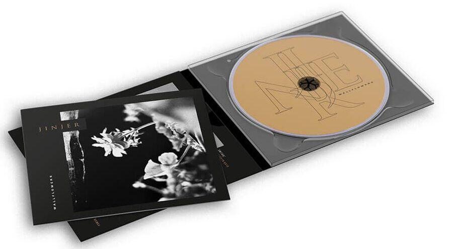Jinjer Wallflowers  CD  Standard
