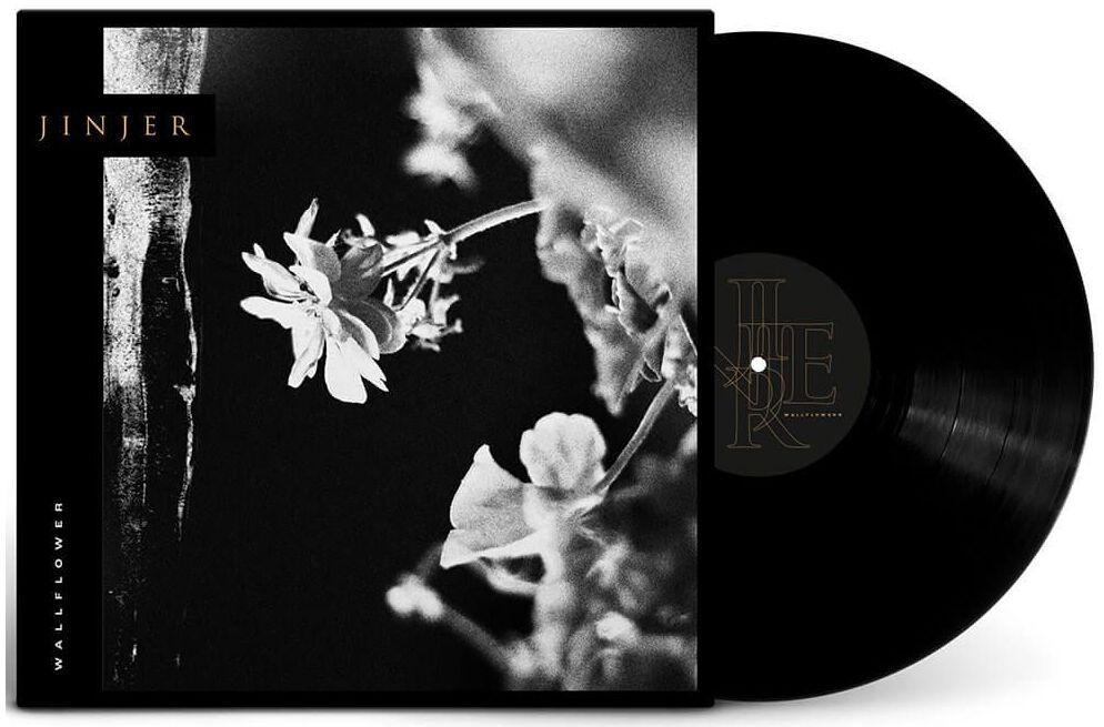 Jinjer Wallflowers  LP  schwarz