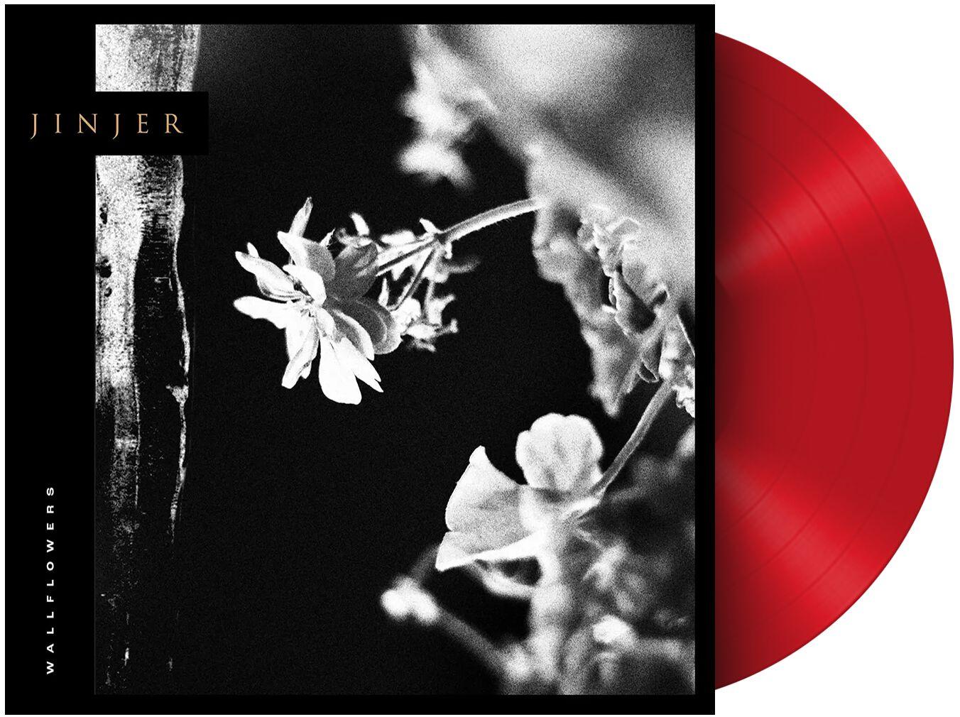 Jinjer Wallflowers  LP  rot