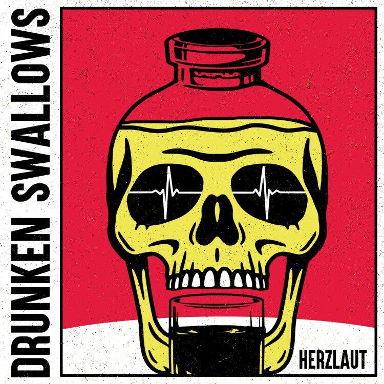 Drunken Swallows Herzlaut  CD  Standard