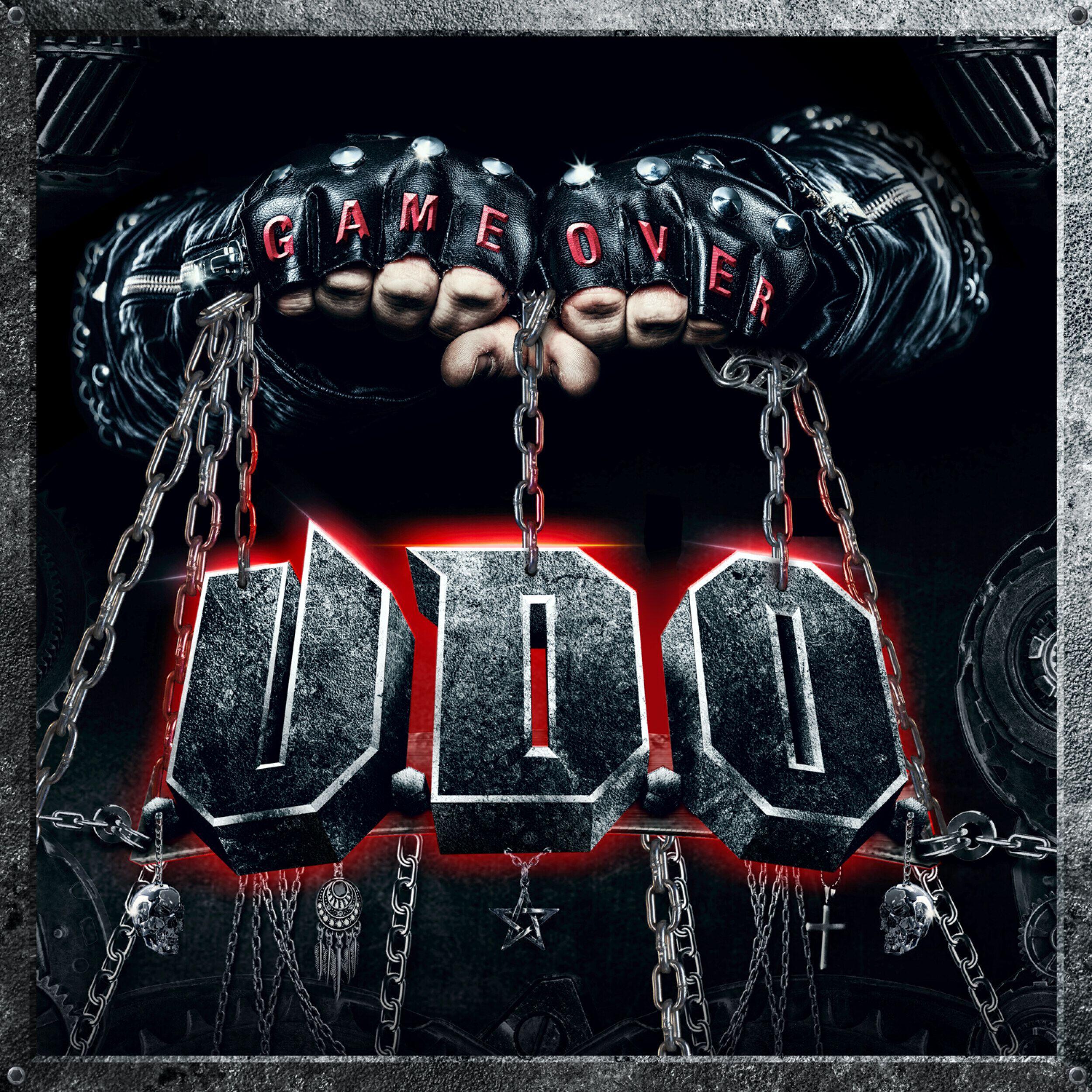 U.D.O. Game over  CD  Standard