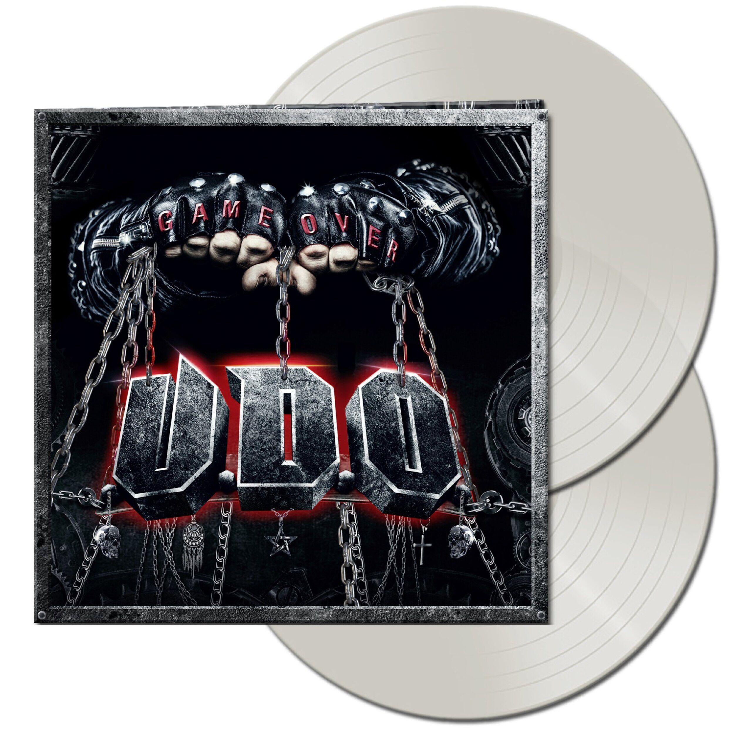 U.D.O. Game over  LP  farbig