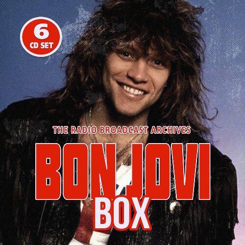 Bon Jovi Box  CD  Standard