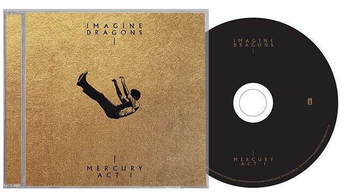 Imagine Dragons Mercury - Act 1  CD  Standard
