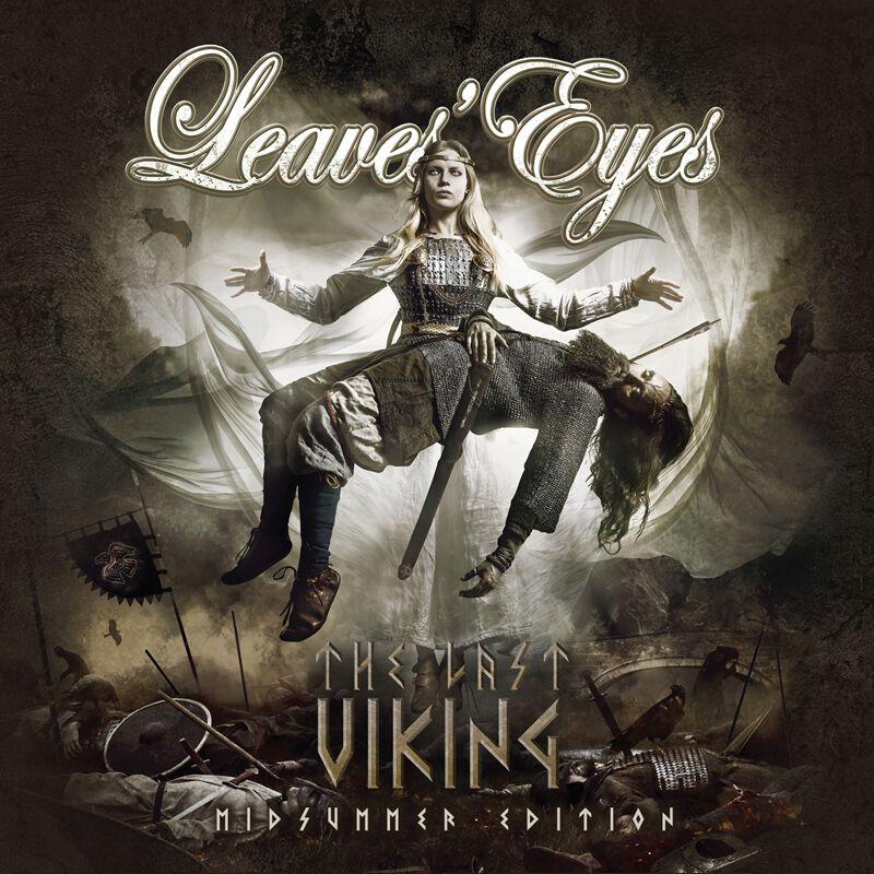 Image of Leaves' Eyes The last viking - Midsummer Edition 3-CD & Blu-ray Standard