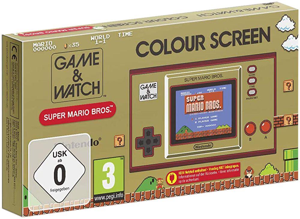 Nintendo Nintendo - Game & Watch - Super Mario Bros.  Game-Zubehör  Standard