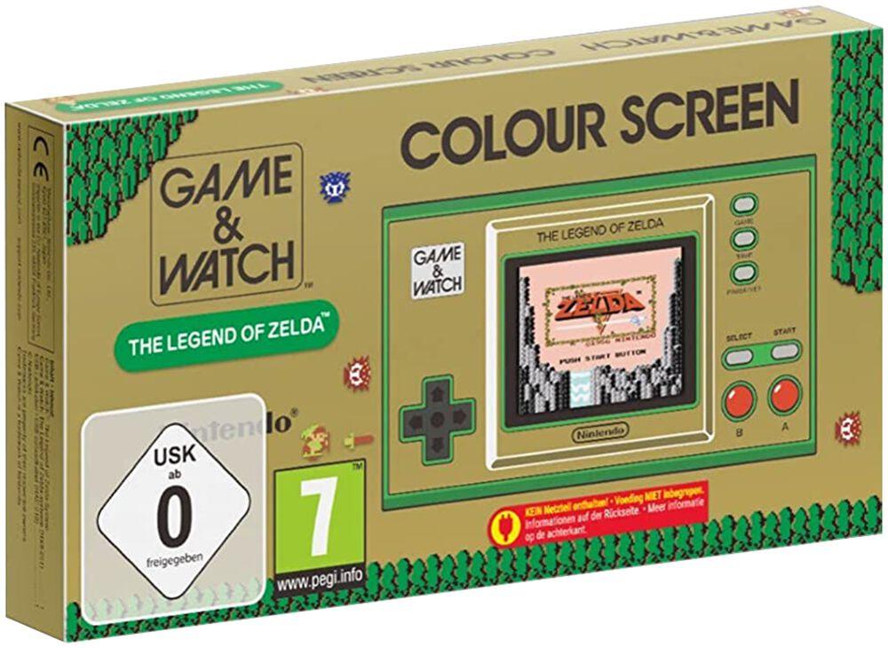 Nintendo Nintendo - Game & Watch - The Legend Of Zelda  Game-Zubehör  Standard