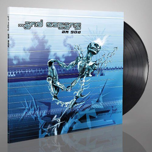 Image of ... And Oceans A.M.G.O.D. LP schwarz